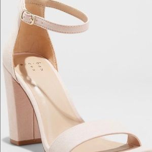 Women's Ema High Block Heel Pumps